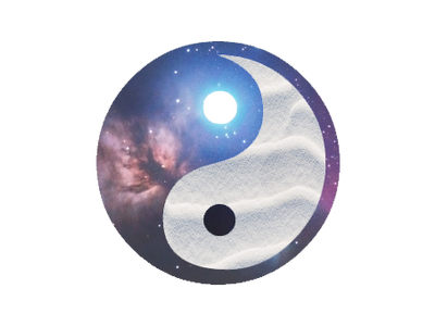 Astrologeye azriel deviantart for Lit yin yang