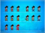 Goku Outfits Mock Up