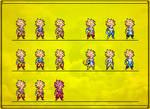 Goku Ssj2 Outfits Mockup