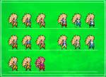 Goku Ssj3 Outfits Mockup