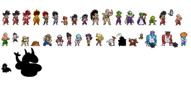 2020 Final (Unamed) Sprite Project