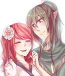 [C] Eredor and Momoe