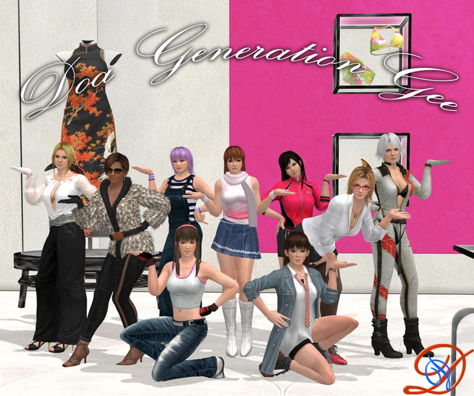 DoA Generation Gee by Shinobis-Destiny