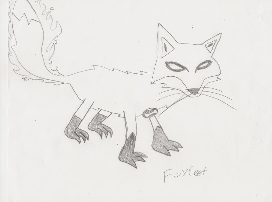 Teumessian fox greek mythology - photo#33