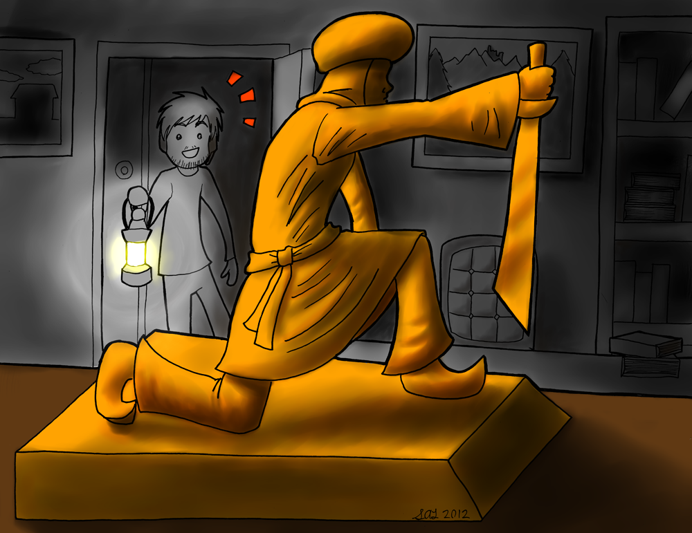 Image Gallery stephano statue