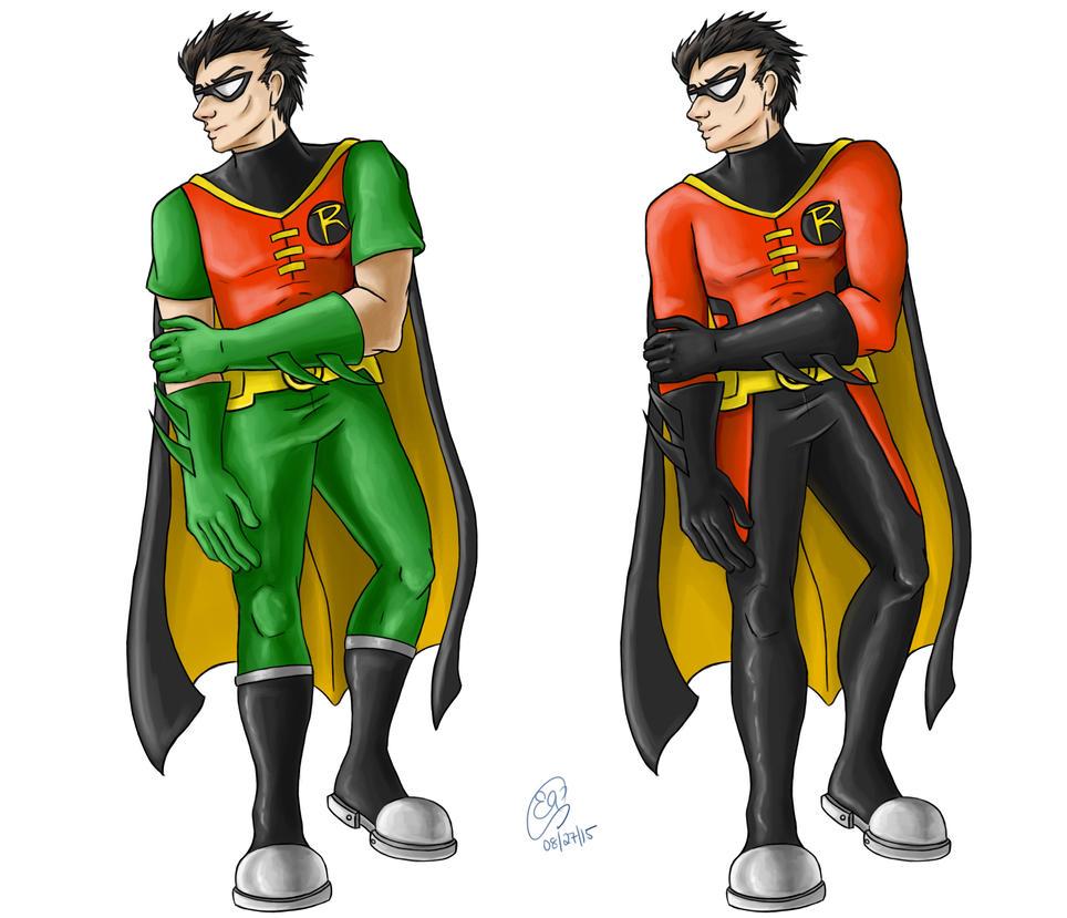 Robin by ElisitaGayle