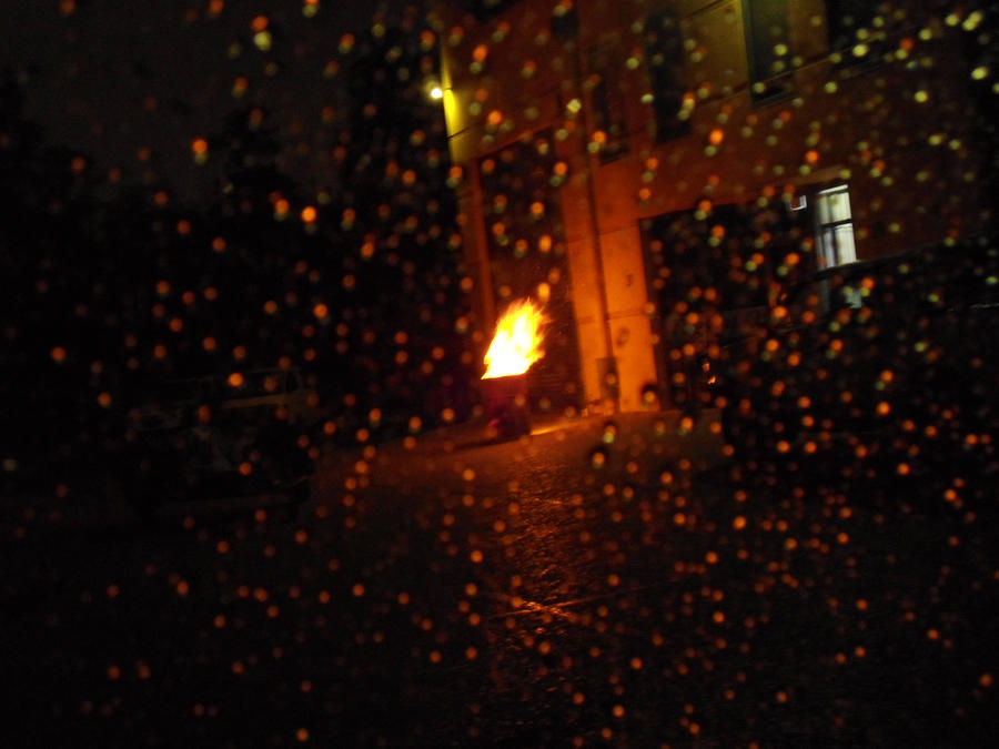 Fire and Rain by Amarganth
