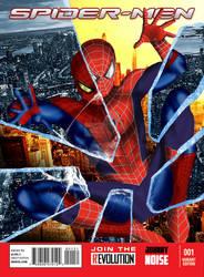 Spider-men Variant Cover #03