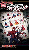 The Amazing Spider-Man #1 Variant Cover Tribute