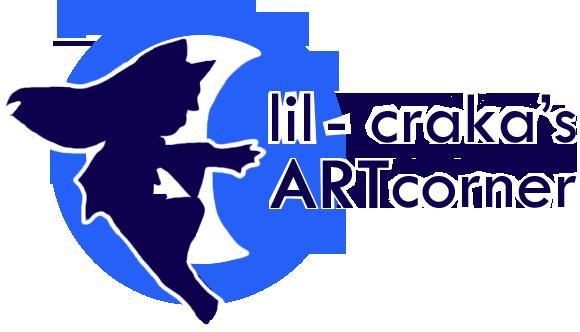 Lil-craka ARTCorner Logo