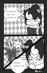 Mamori-chan and the Meliphant