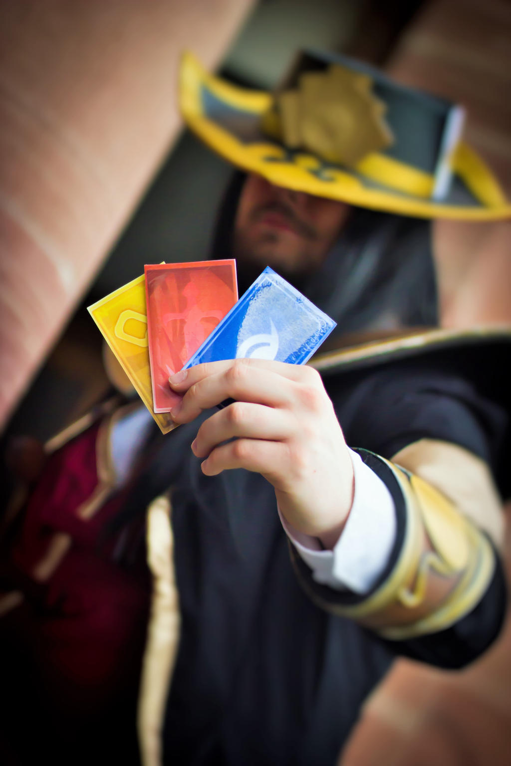 Twisted Fate 'Classic' - Choose your card! by xHinchen