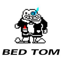 Bed Tom by nnmushroom