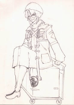 Arknights - Dr.Maesu