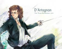 D'Artagnan by Zeiruin