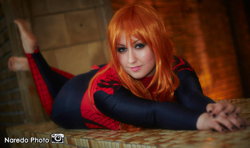 Spider-Man Mary Jane by Isley Cosplay : cosplaygirls