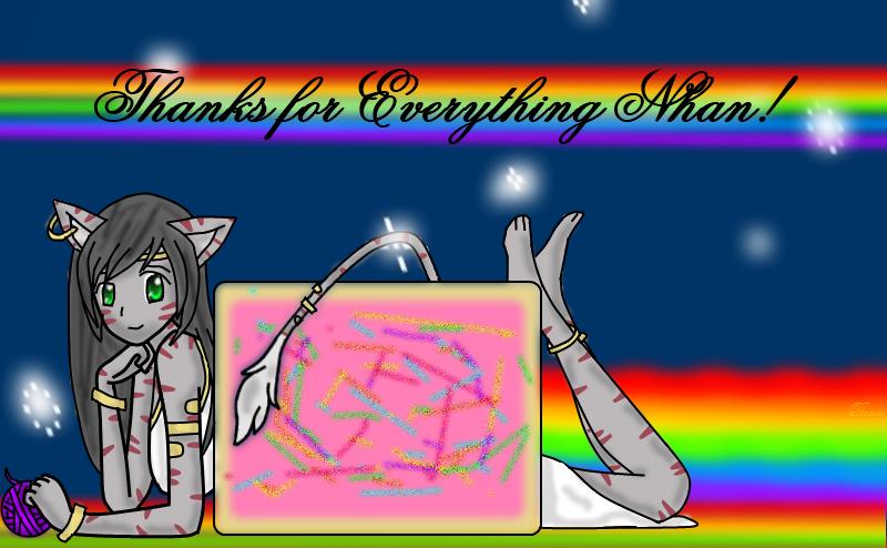 Nyan-Kiya! by PrincessDevin302