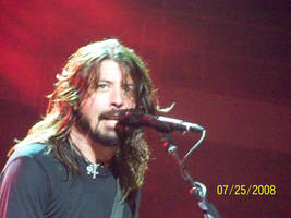 Dave Grohl-Foo Fighters by jrumer2