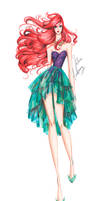 Ariel Girl