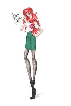 Ariel chick