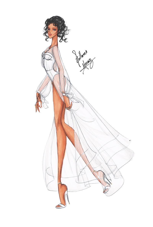 Dessin Mode Fashion