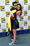 SMILING - With your host, Damian Wayne!