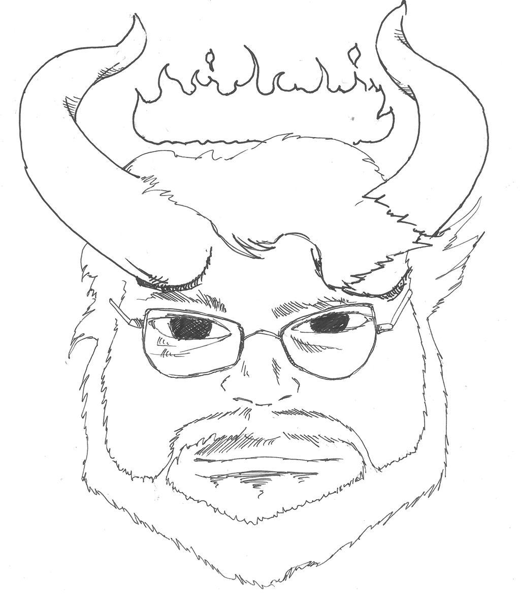 Guillermo del Toro by quaid99