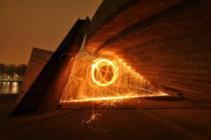 burning steel II by BDStudio