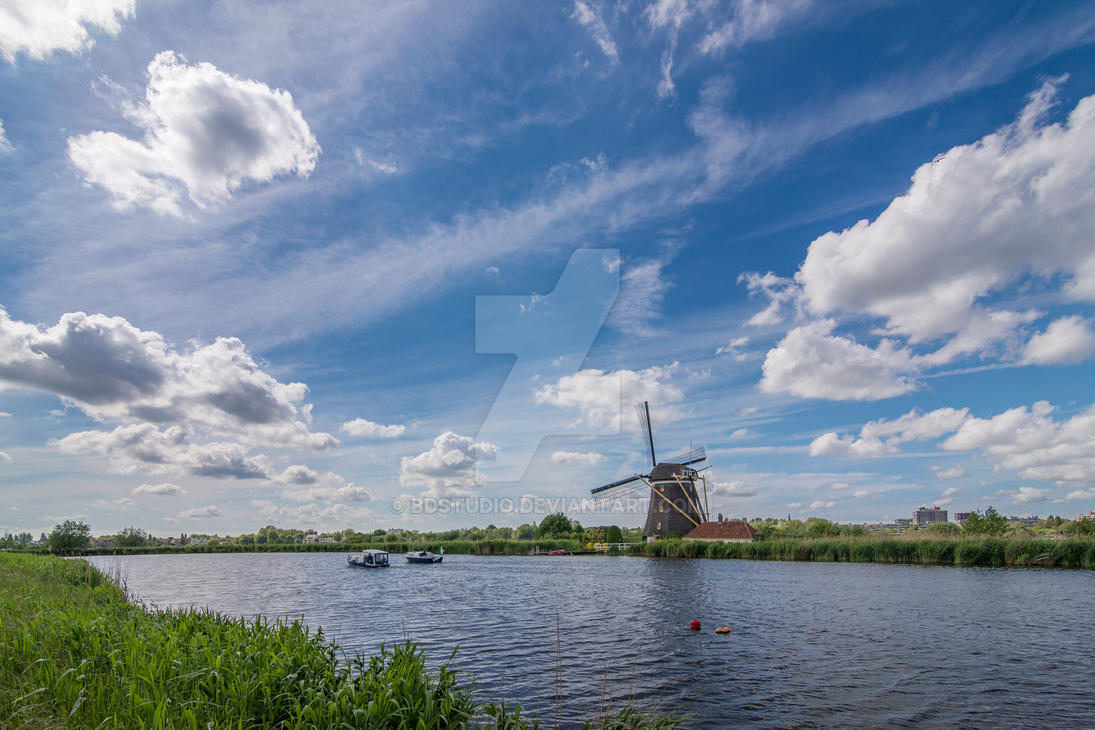 The Netherlands by BDStudio