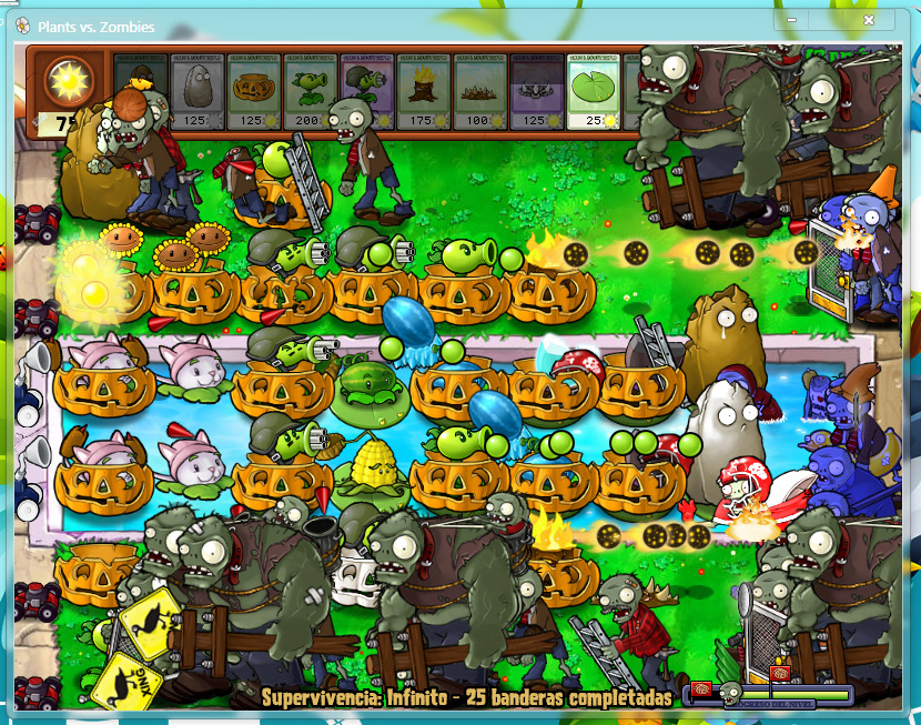 u_u Plants vs Zombies by ovtovaz on DeviantArt