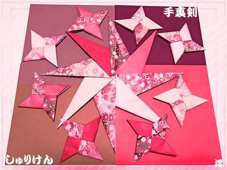 Throwing star/Shuriken