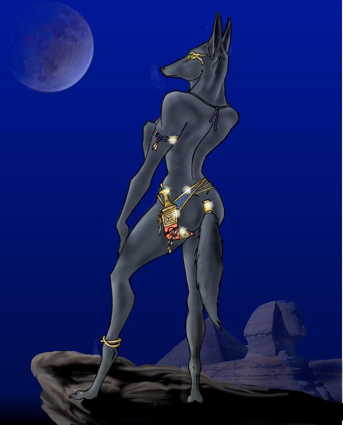 Desert Mistress by karnith