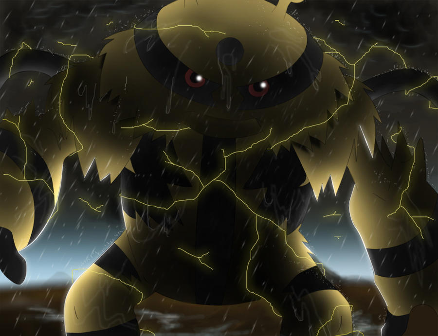 Electivire by All0412