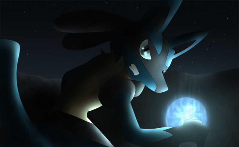 Lucario by All0412