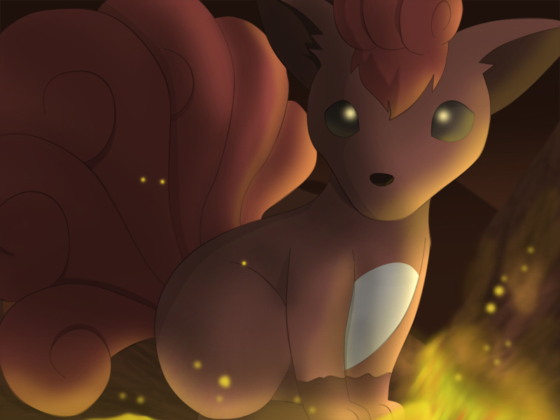 Vulpix by All0412