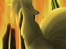 Ninetales by All0412