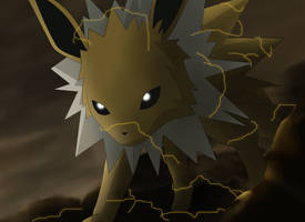 Jolteon by All0412