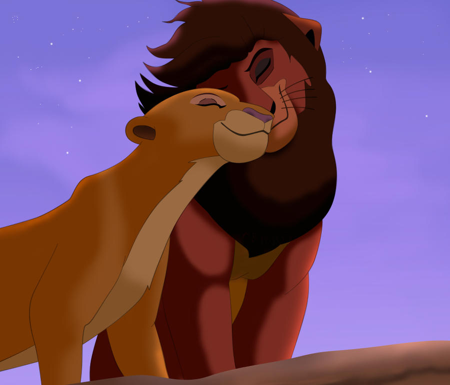 kovu ruge kiara ruge feliz kovu acaricia a kiara spoilerLion King 2 Kiara And Kovu Love Song