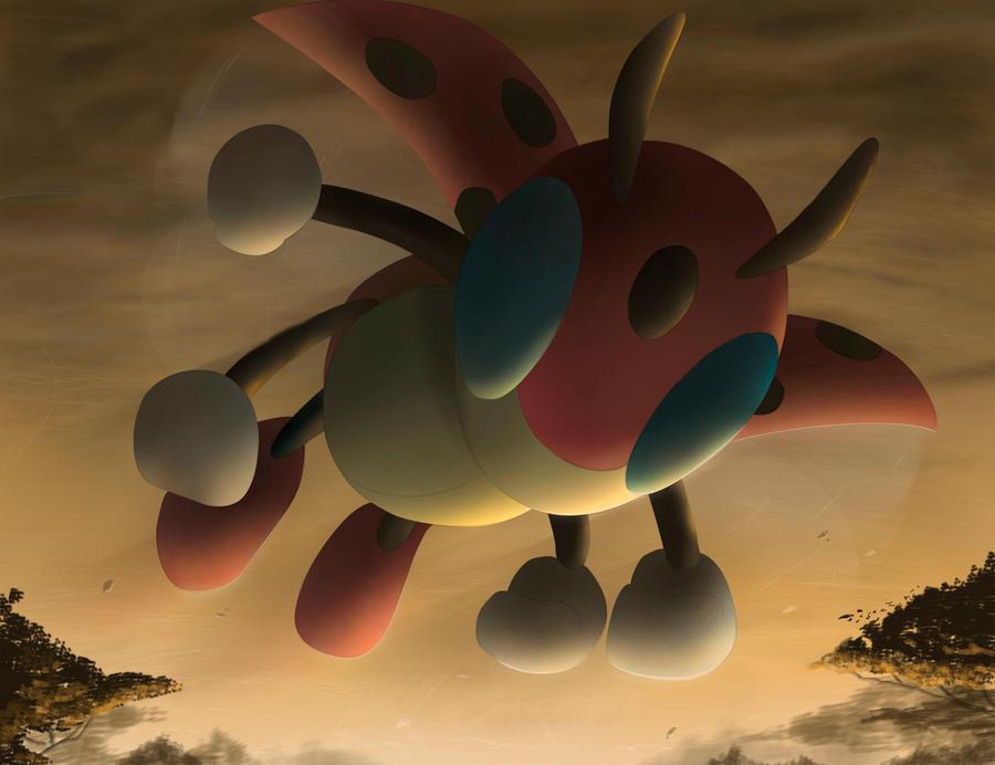 The Big Sting Bug Type Pokémon Fan Club Archive The