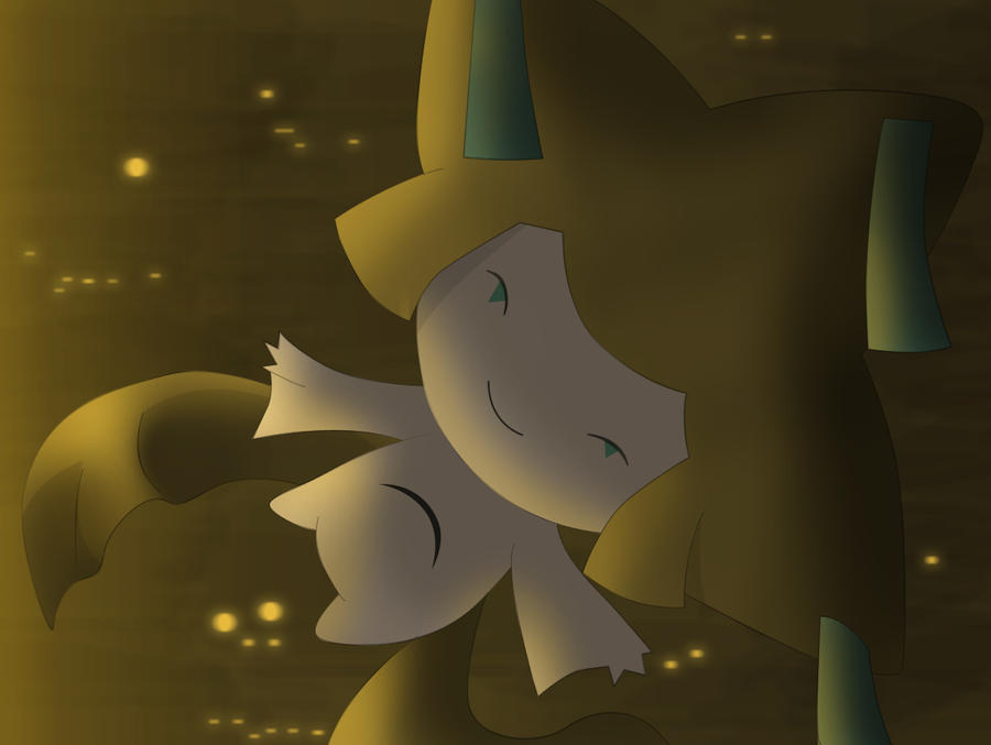 Jirachi by All0412