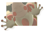 Mr. Mime by All0412