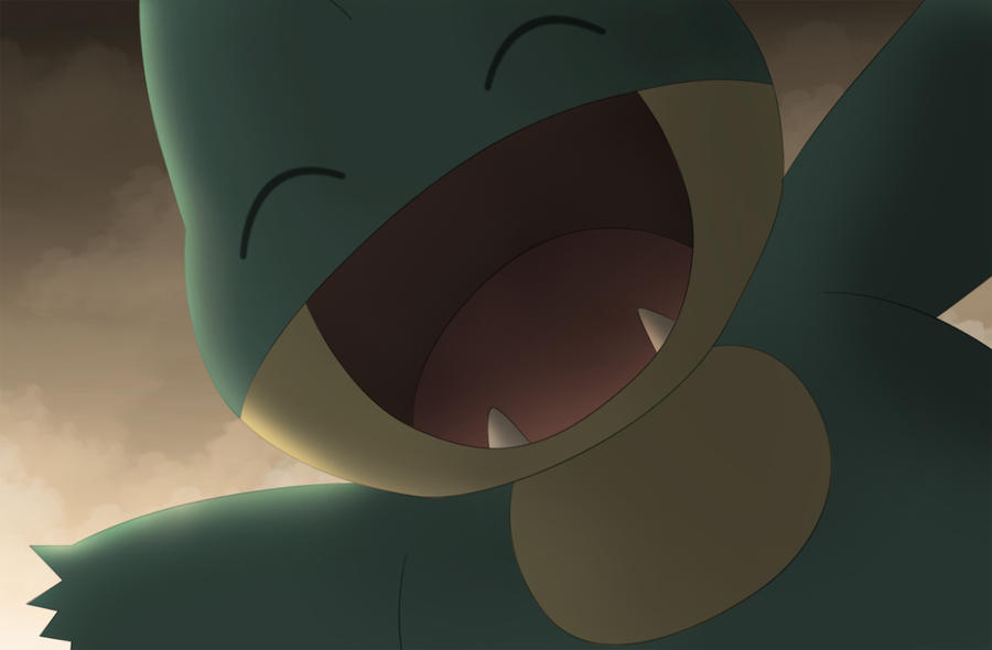 Munchlax by All0412
