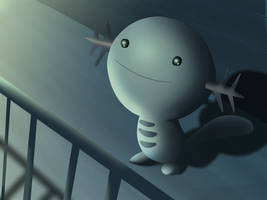 Wooper by All0412