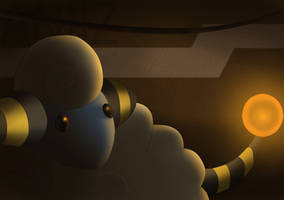 Mareep by All0412