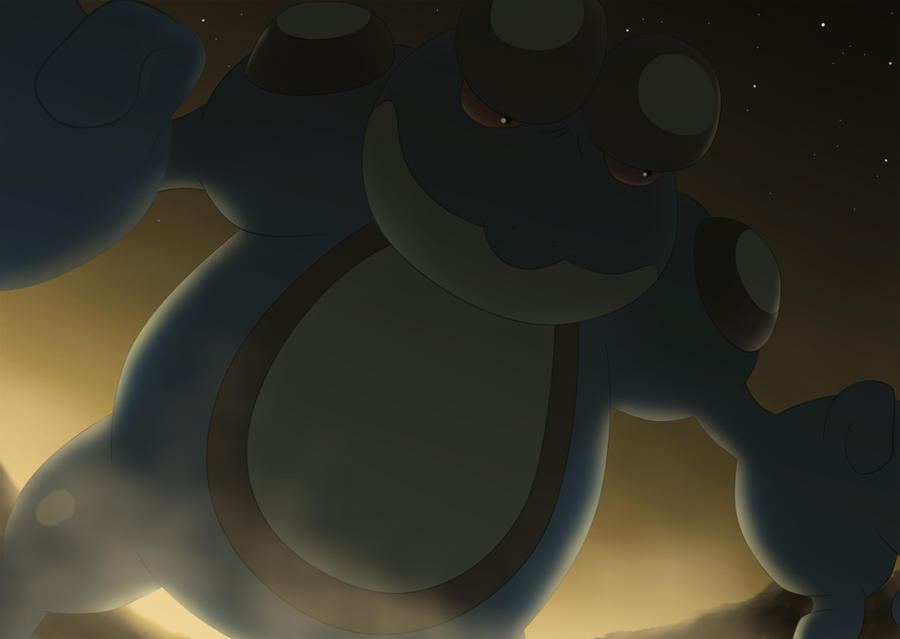 Seismitoad by All0412