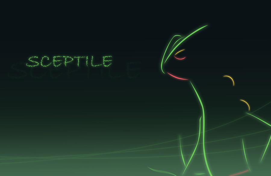 sceptile wallpaper - photo #26
