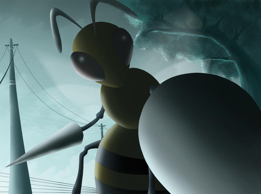 Beedrill by All0412