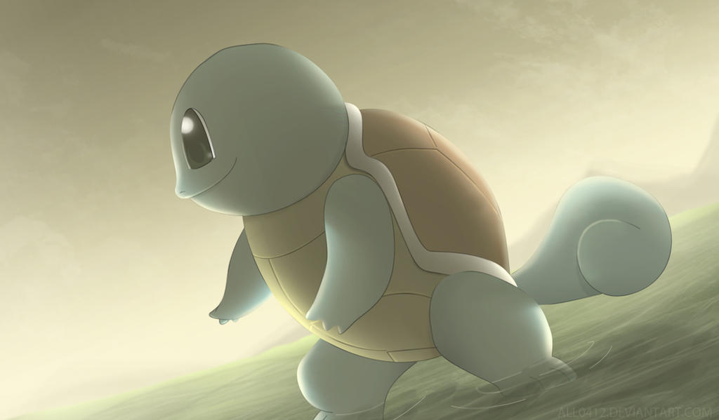 Squirtle by All0412