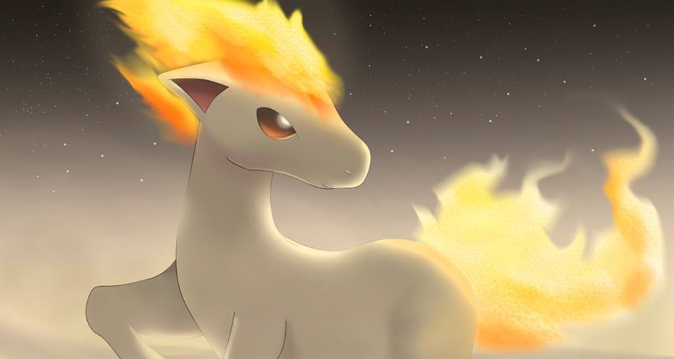 when does a ponyta learn a fire attack on pokemon diamond ...
