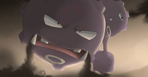 Weezing by All0412